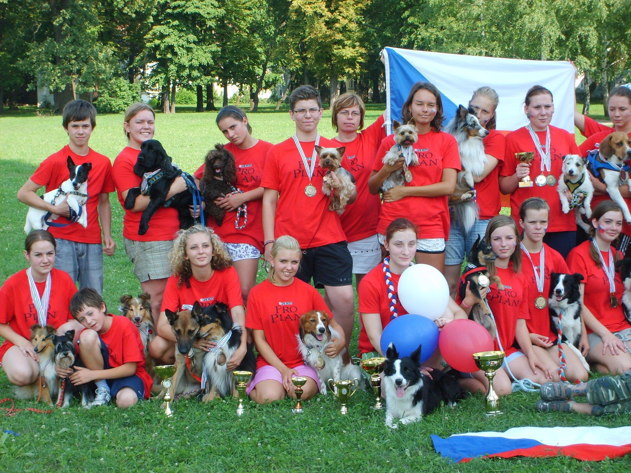 Mezinárodní mistrovství juniorů