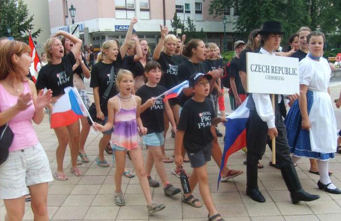 Mistrovství Evropy Juniorů v agility